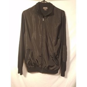 MICHAEL KORS SWEATER/JACKET SIZE LARGE